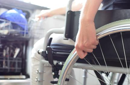 Cucine per disabili cucine accessibili in carrozzina su misura - Cucine per disabili ...